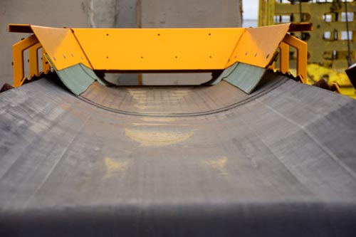 Sistema de cintas transportadoras