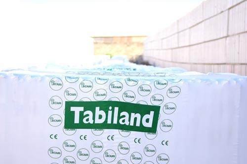 Paneles de compartimentación Tabiland