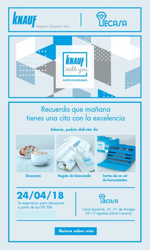 Knauf with you