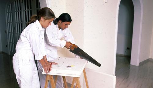 Los paneles Tabiland se pueden cortar para adaptarse a cualquier forma o tamaño