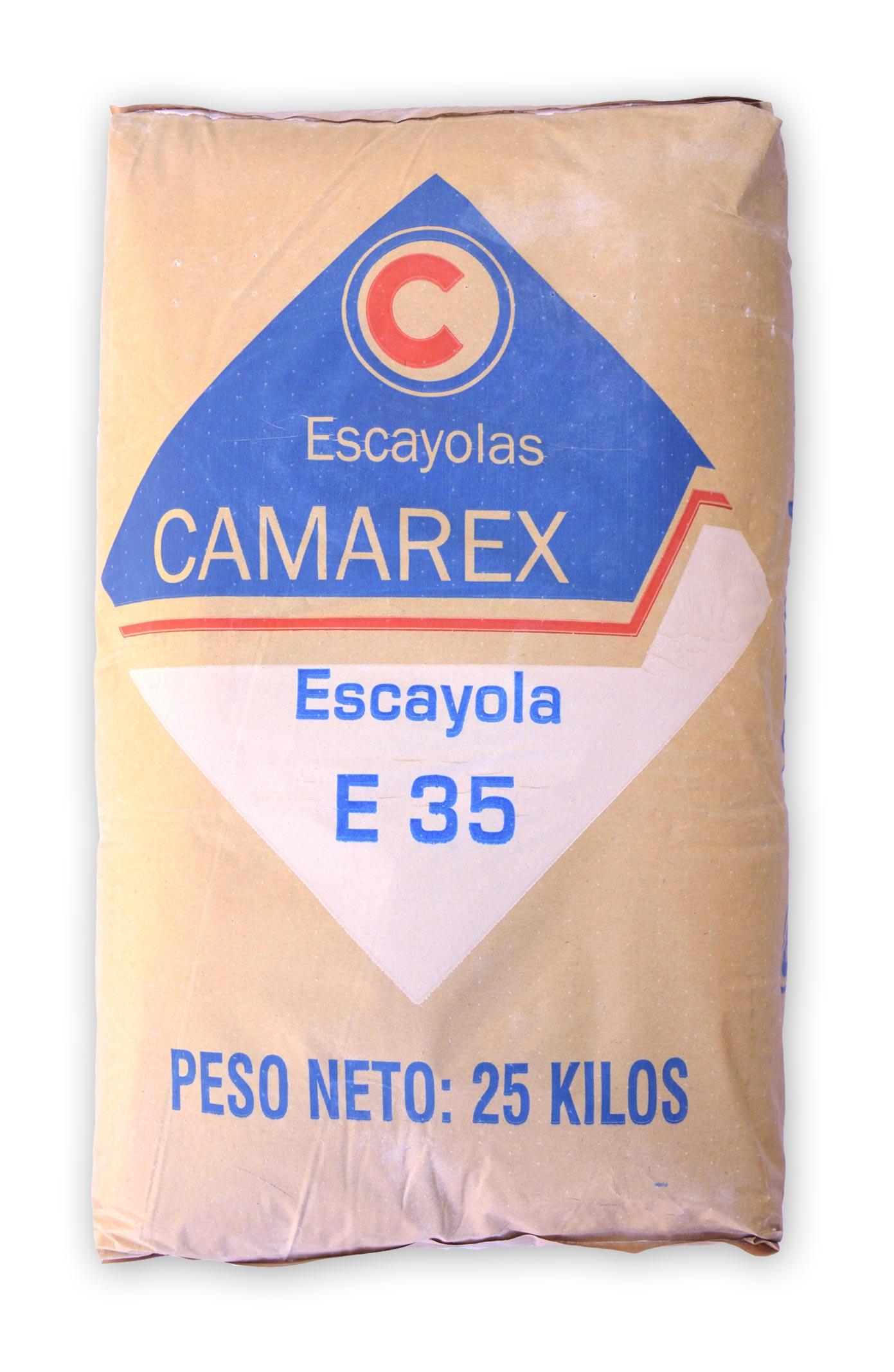 Escayola Camarex