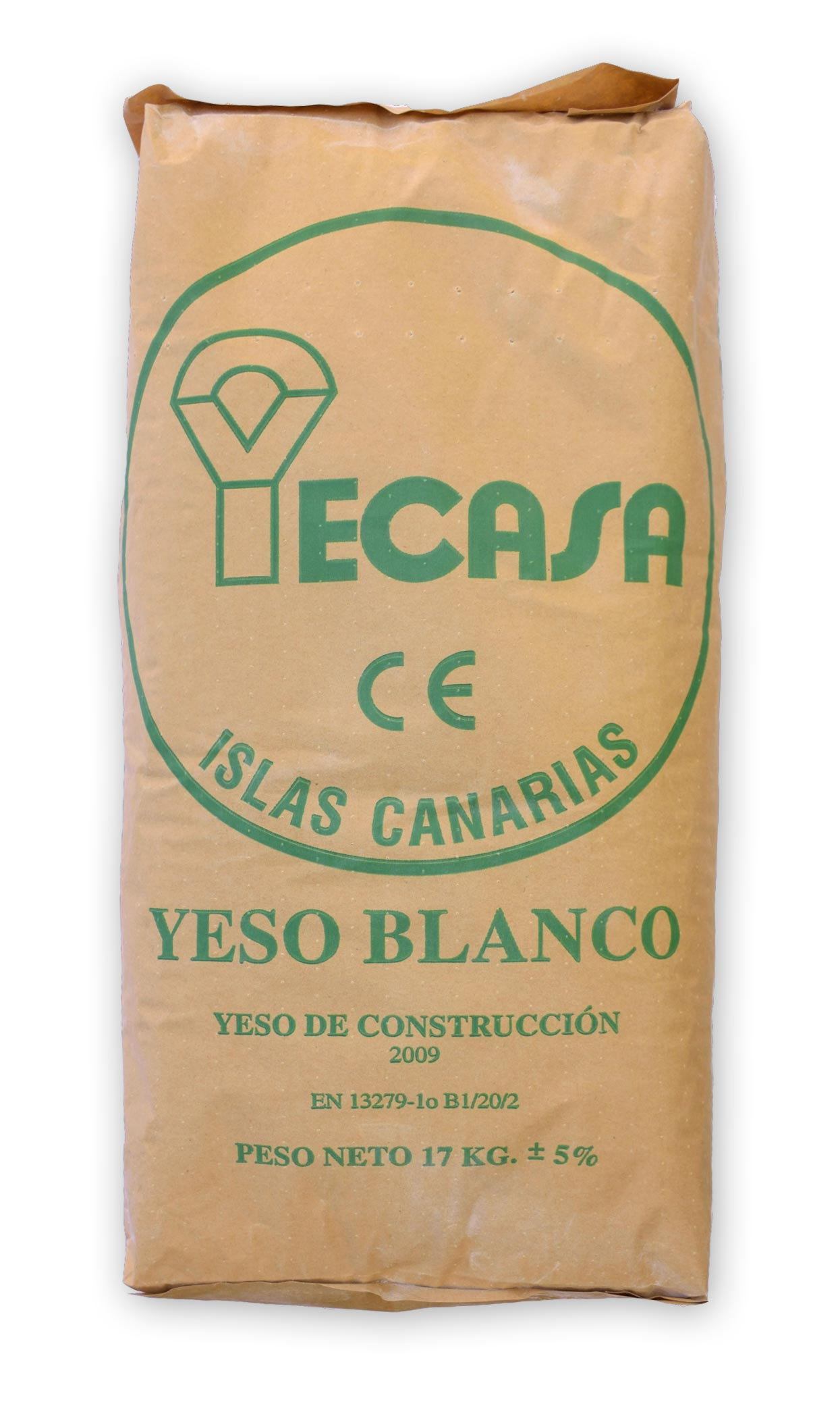 Yeso blanco Yecasa